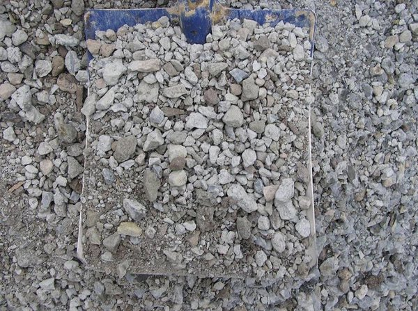 """1"""" Crushed Concrete"""