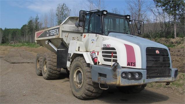 Terex TA 30 6x6 Rock Truck