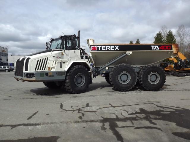 Terex TA400 6x6 Rock Truck