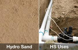 BC Hydro Bedding Sand