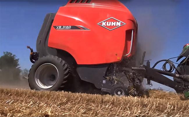 Kuhn VB 3160
