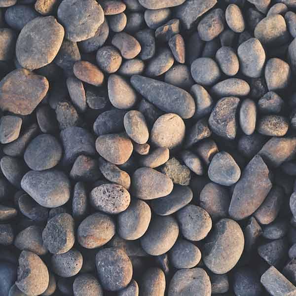 Rounded Stone